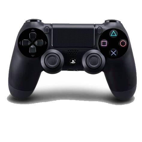Dual Shock PS4 Black org